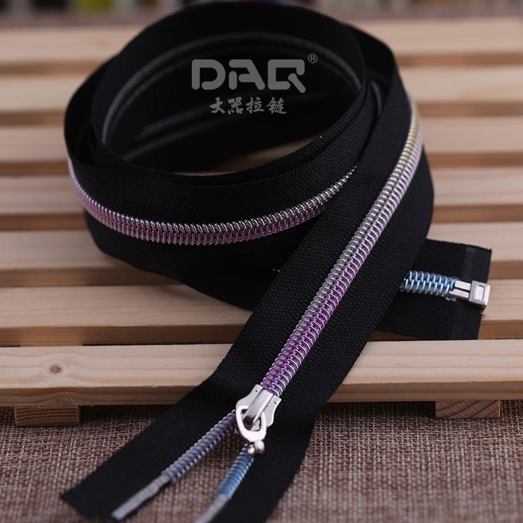 大器拉链DAQ品牌:鞋靴拉链定制,服装拉链,箱包拉链,尼龙拉链欧标环保