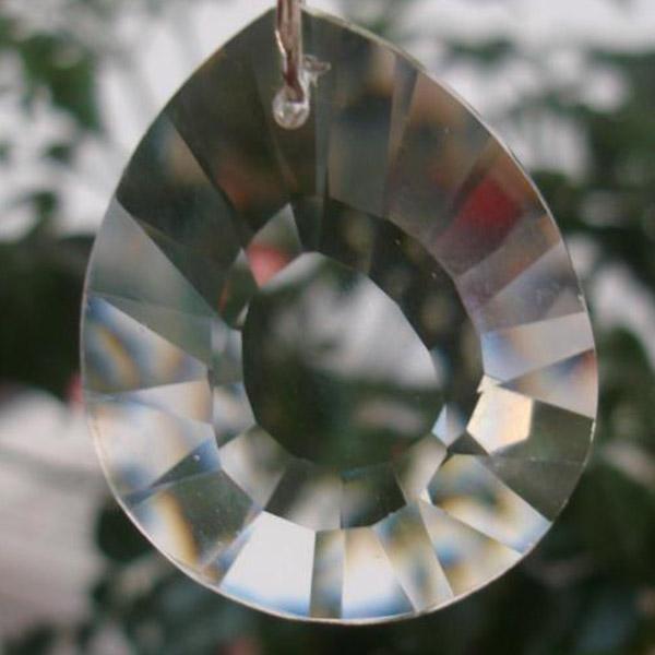 水晶灯饰片 水晶工艺品  水晶配饰
