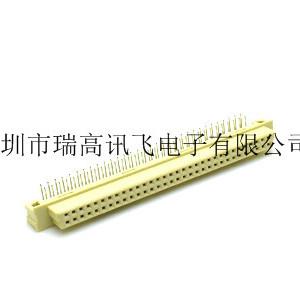 欧式插座DIN41612 220 弯针弯母直针直母(每一次相遇都是为了下一次的相识)