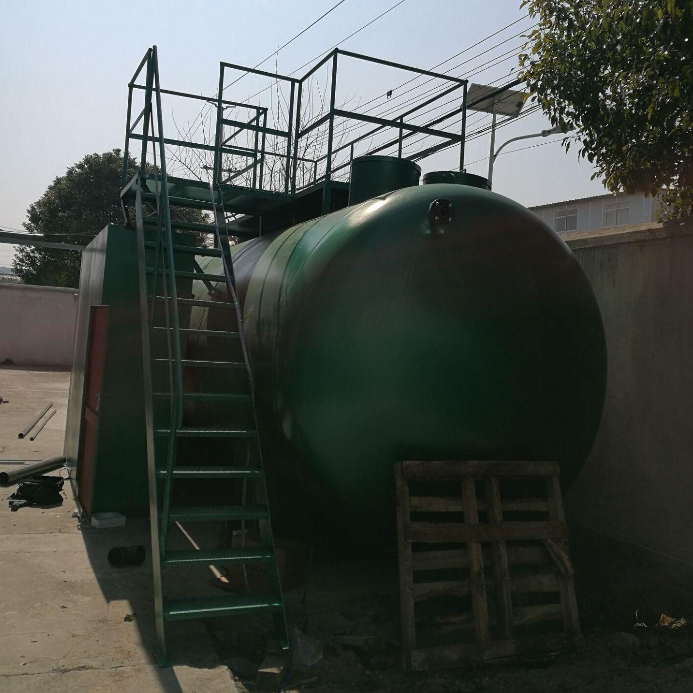 惠源10T每天生活废水处理设备