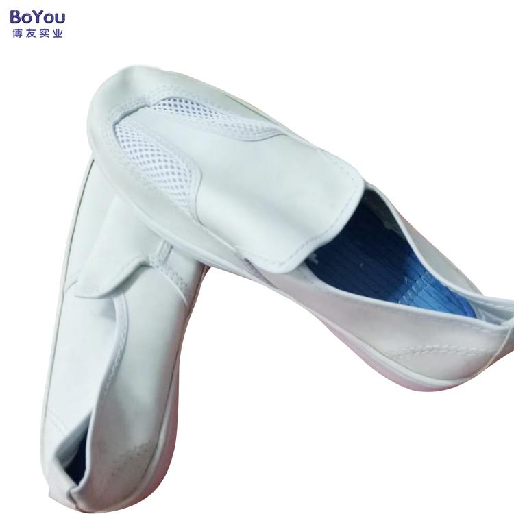 厂家直销防静电鞋定做帆布皮革工作鞋劳保鞋防护鞋安全鞋批发