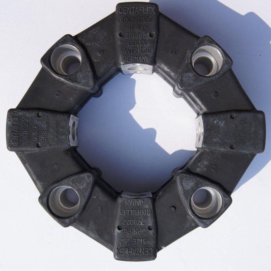 日本MIKIPULLEY三木橡胶联轴器德国CENTA联轴器CF-A-022价格优惠