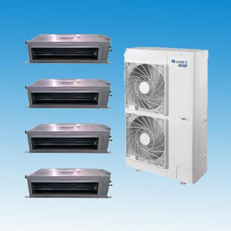 北京格力中央空调家用商用办公楼格力风管机