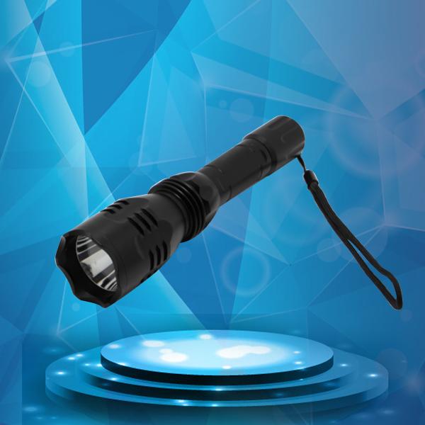 厂家直销 LED防爆电筒 防爆强光电筒 多功能巡检电筒