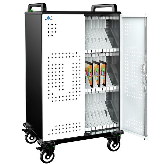 供應平板電腦充電柜  移動充電車  移動終端管理充電柜 智能充電柜 iPad充電車 PAD-JQ75