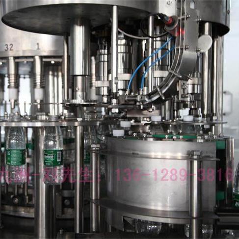 进口瓶装水设备德国版本