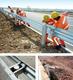 清远连州市波形护栏 波形护栏板 道路护栏 可定制安装