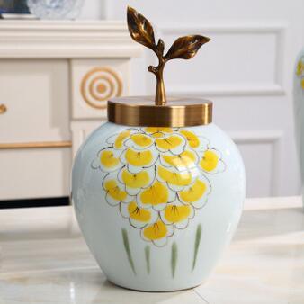 供应 欧式插花陶瓷花瓶