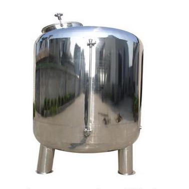 厂家直销圆型不锈钢无菌水箱清洗强度高