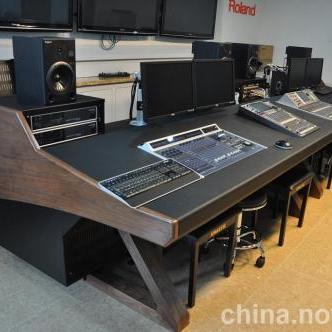 专业供应广播机房家具音频控制台编曲工作台