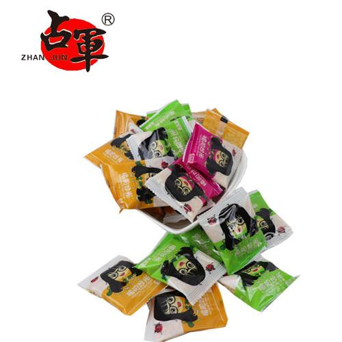 陕西特产 占军榆阳炒米自然健康香脆可口休闲小吃零食小包装称重500g