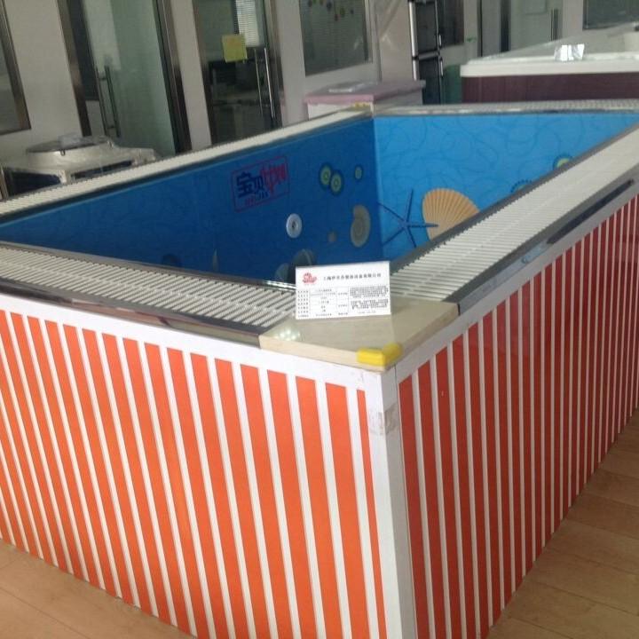 福州伊贝莎钢结构组装池