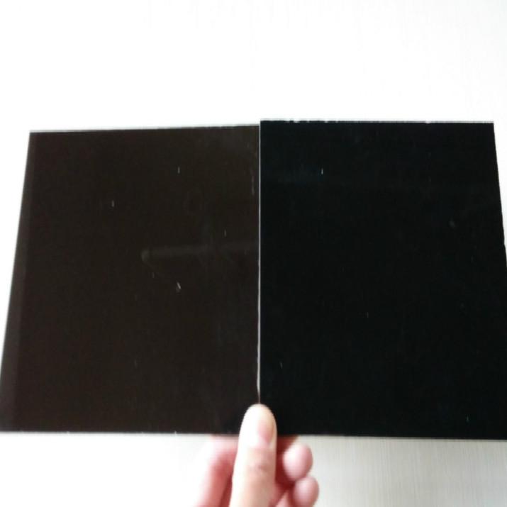 pc板厂家 15毫米透明板开料加工pc板材正反面铣槽打磨精密加工