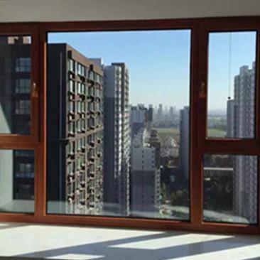 铝包木阳光房-北京阳光房厂家-纯实木窗-铝包木门窗定制