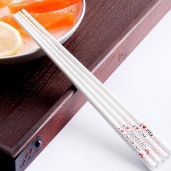 供应 日式高档陶瓷筷子