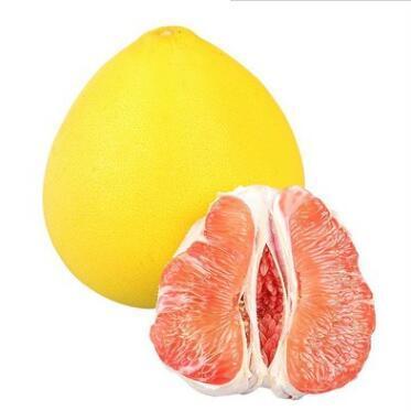 供应 红心蜜柚福建平和琯溪柚子新鲜水果红肉蜜柚10斤4个装