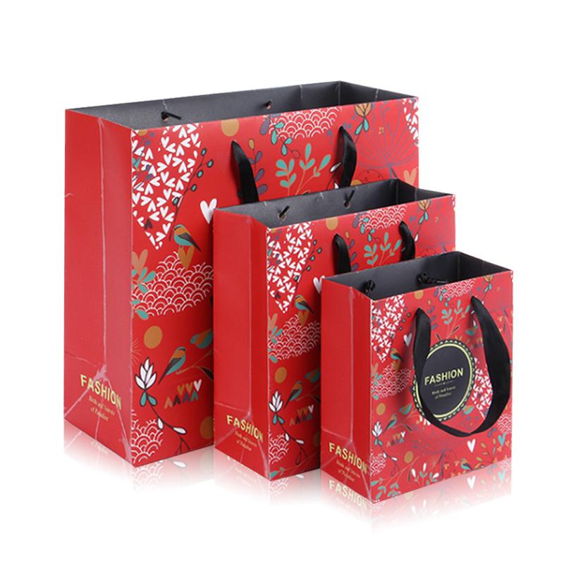 华彩印业厂家直销品质可靠价格优惠各类包装手提袋