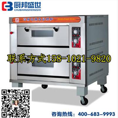商用三层六盘燃气烤箱|烤披萨的燃气烤箱 |蛋糕店专用烤箱