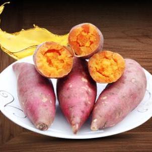 供应 2018年现挖新鲜红薯沙地红蜜薯番薯农家红心小红薯山芋蜜薯5斤