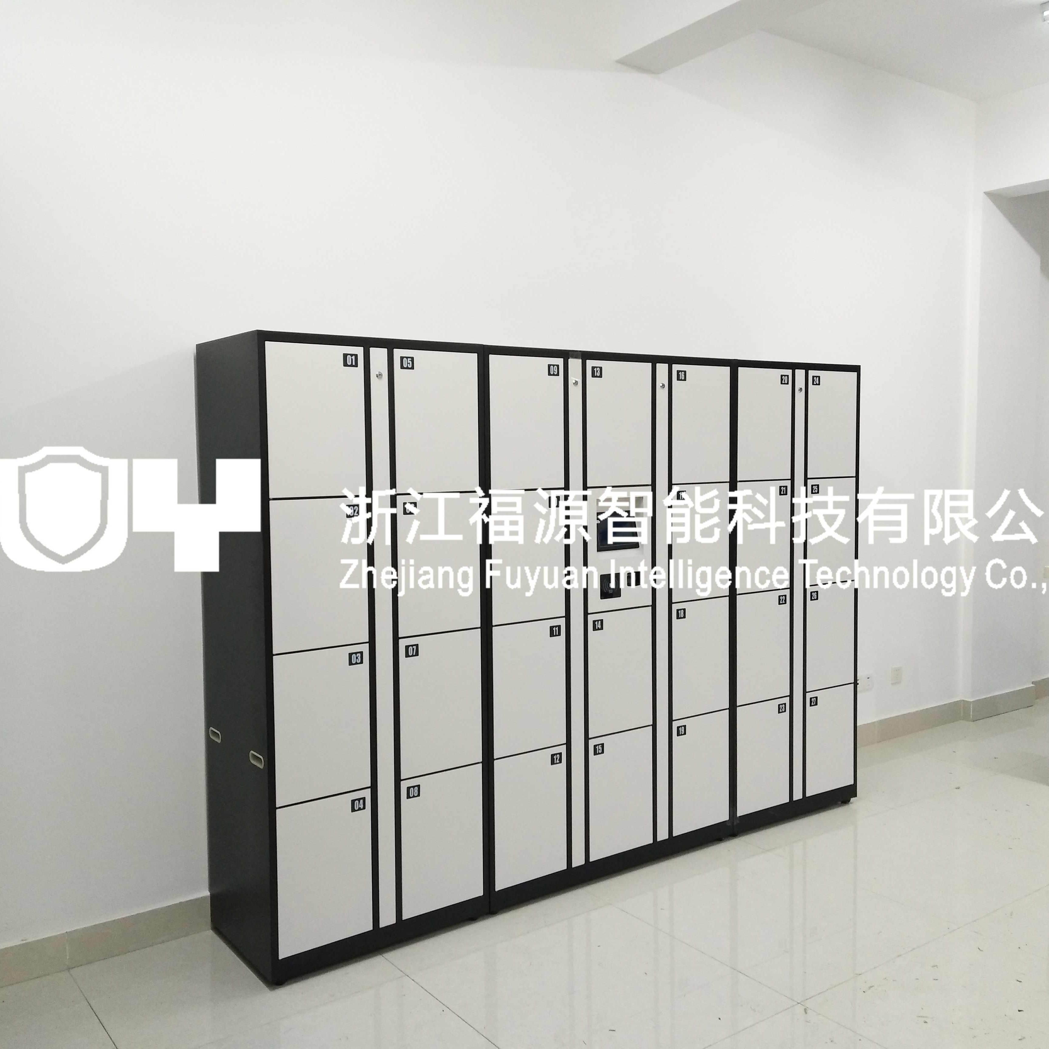 物证柜 涉案物品保管柜及电子卷宗柜的系统优势-浙江福源
