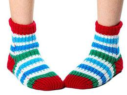 当袜子也变成一种潮流