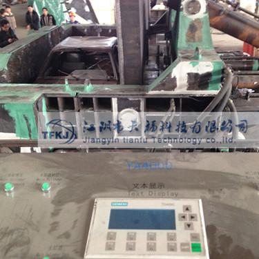 天福科技YQD系列液压汽车打包机