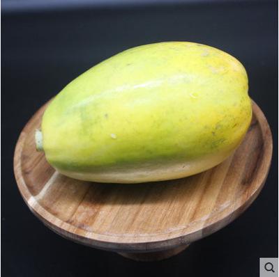 供应 正宗海南红心木瓜热带水果