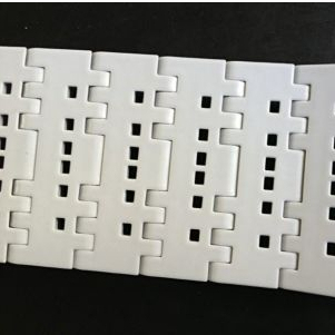 上海帛钛  模块塑料网带厂家  供应7705开孔型塑料网带