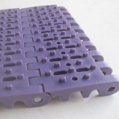上海帛钛   模块塑料网带厂家   供应MPB防滑型塑料网带