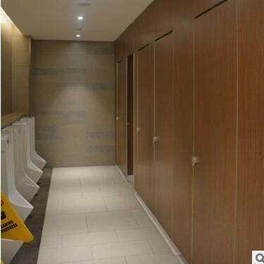 供应 精雅公共卫生间隔断墙 金属铝蜂窝隔墙板 防水防潮防火隔断