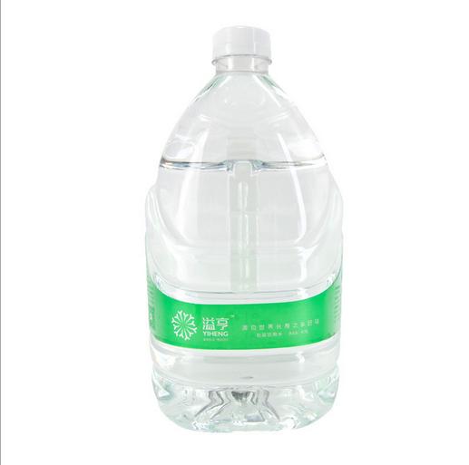 招商  溢亨巴马弱碱性饮用山泉水 定制天然矿泉水批发4.5L 桶装水