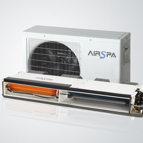 佛山厂家热销双向流空气净化处理机 中小型商用 工程专用恒温恒湿(一拖一)一匹