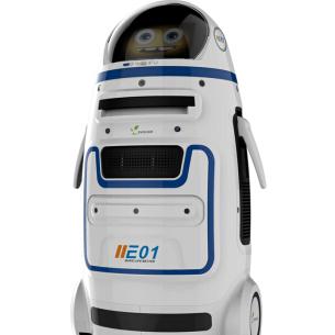 进化者智能机器人小胖 16G 1-6年级英语辅导 覆盖学习娱乐服务v