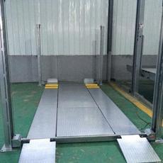 供应 智能停车设备简易立体车库四柱车库