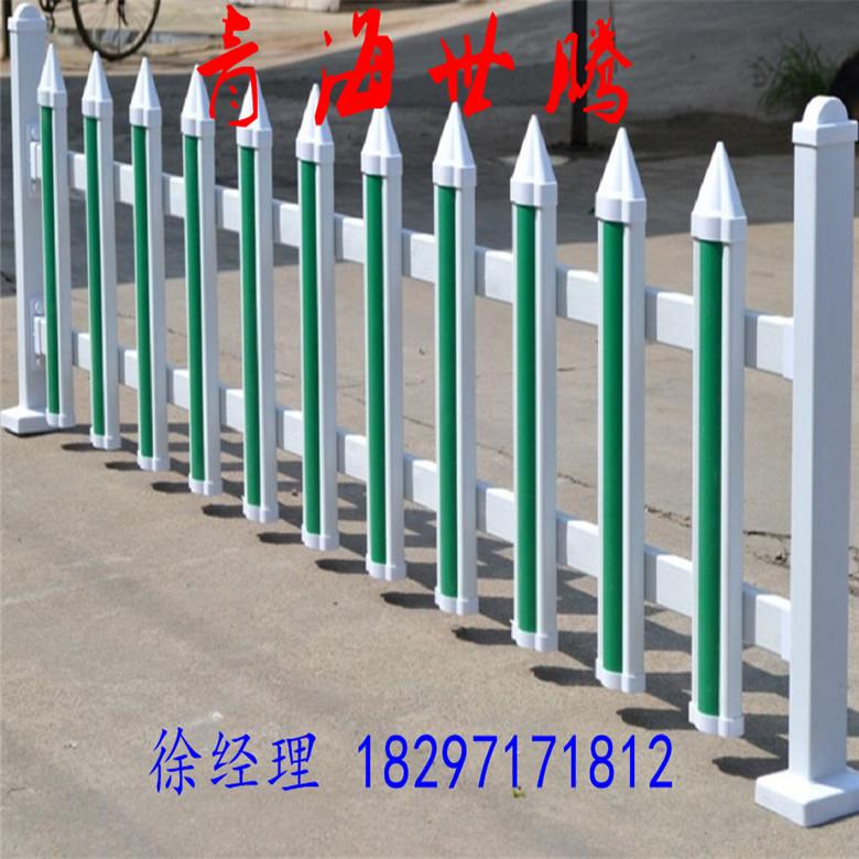 青海花园栅栏 绿化带隔离栏厂家