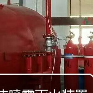 中阳PWZ0.7-4500泡沫喷雾灭火装置