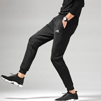 阿迪达斯男女裤耐克安德玛2018冬季运动批发代理进货加绒长裤卫裤