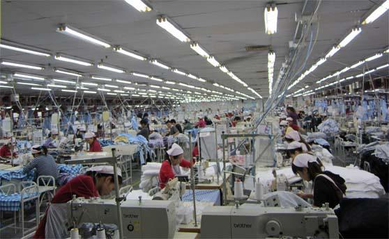 服装缝制The Sewing Process