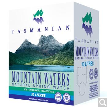 供应  澳大利亚进口 大船先生 塔斯马尼亚  山泉水 10L 箱装