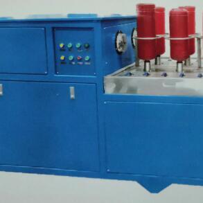 灭火器瓶体压力测试机HY-SC灭火器瓶体生产检测设备