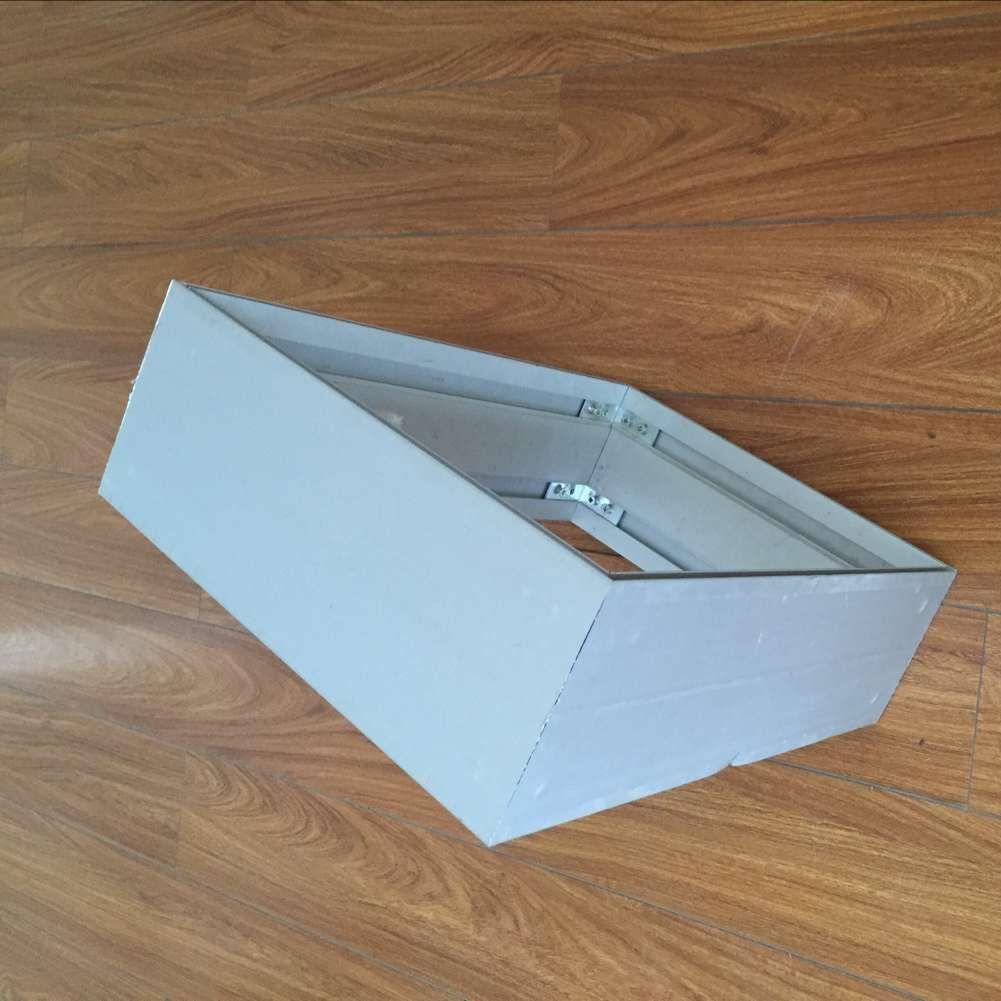 卡布灯箱软膜灯箱12公分双面铝材