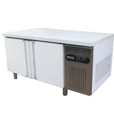 供应 商用卧式冰柜冷柜冰箱冷藏工作台保鲜柜冷冻柜节能操作台双温厨房