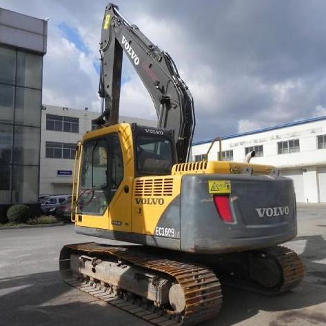 出售二手沃尔沃EC140挖掘机(精品车源 全国包运)