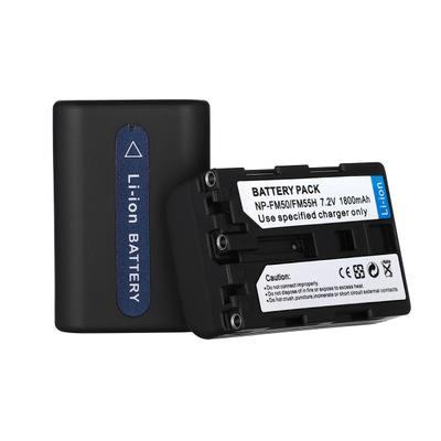 供应 适用于索尼NP-FM50电池