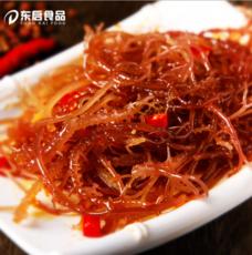 东启食品 罐装休闲零食麻辣即食龙须菜 老姚水货海珊瑚一件代发