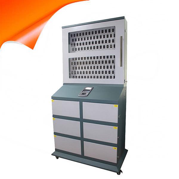 多数量大位数钥匙智能柜管理系统兰德华智能钥匙柜