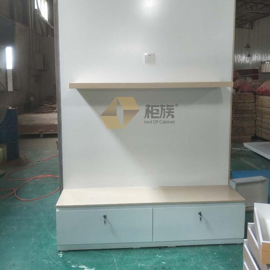 河南郑州小米电视柜体验台厂家直销组合靠墙展示台