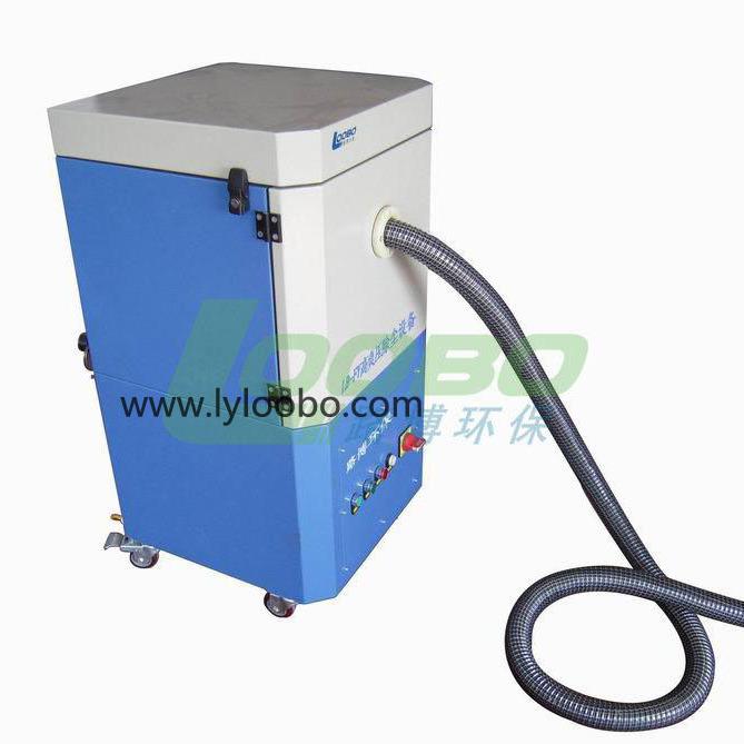 高负压焊接烟尘净化机 环保单机设备临沂市