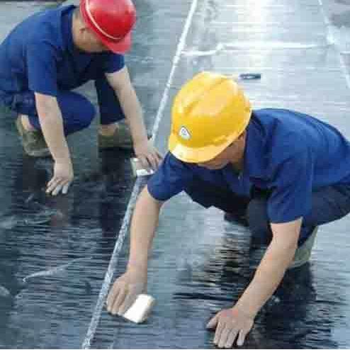 原厂地生产厂家直销_CPS反应粘交叉膜防水卷材价格