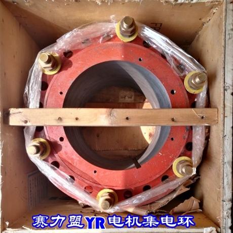 电机集电环厂家赛力盟YR高压电动机集电环销售